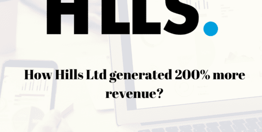 Hills Limited Case Study