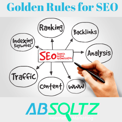 SEO Golden Rules